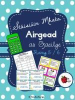 Stáisiúin Mhata - Airgead4