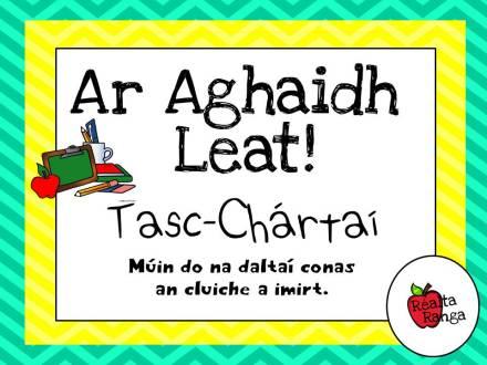 Ar Aghaidh Leat - Cluiche Foghlama