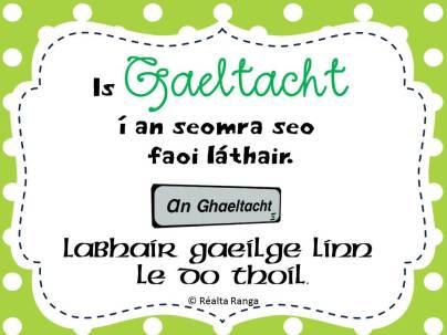 Gaeilge trí Ghaeilge1