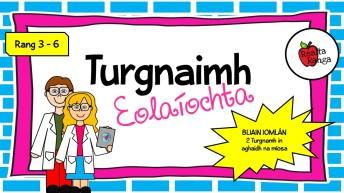 Turgnamh Eolaíochta4