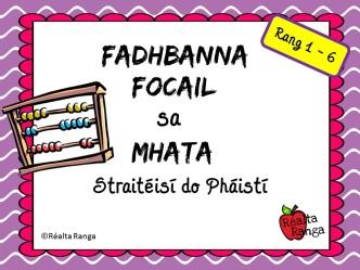 Fadhbanna Focail