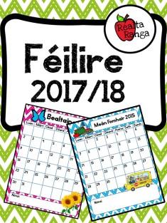 Féilire 2017-18